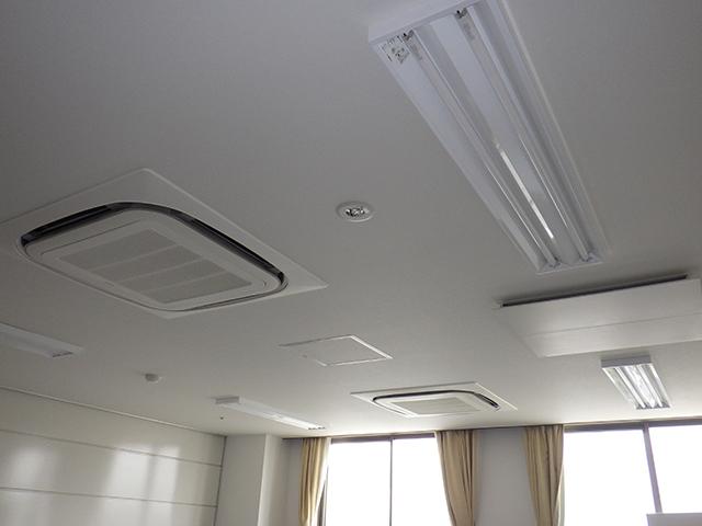 空調設備工事イメージ