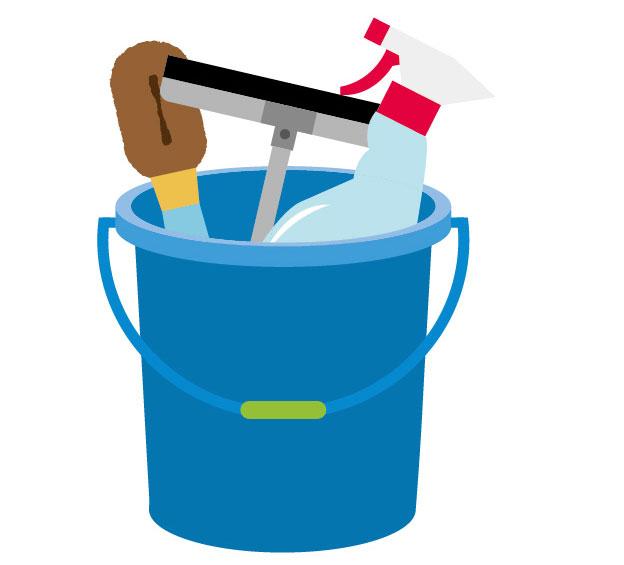 雑排水管洗浄清掃イメージ